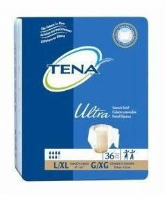TENA Large/X-Large Ultra Stretch Briefs - 67803