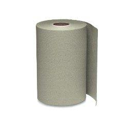 Towels, Hardwound, Brown, 8in x 800ft