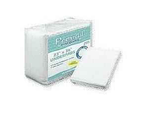 "Prevail Air Permeable Underpads - 23""x 36"""