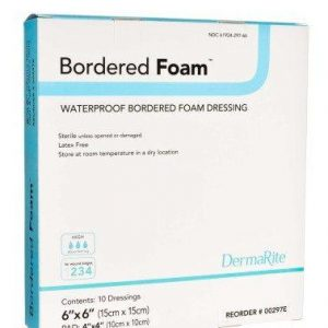 Bordered Foam Waterproof Dressing