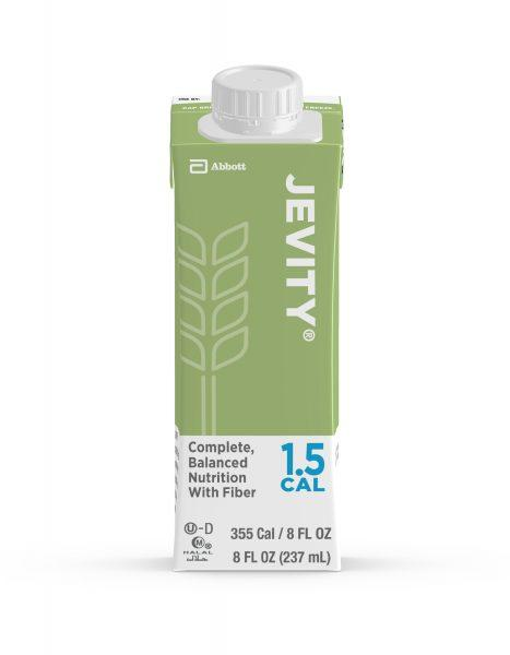 Jevity 1.5 Cal with Fiber 8oz. G-Tube Feeding Formula