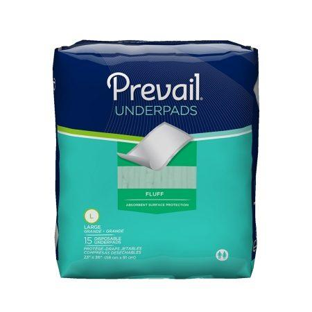 "Prevail Fluff Underpad 23"" x 36"""