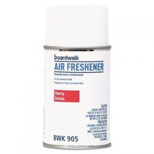 Air Freshener Metered, Aerosol Refill Can, Cherry Scent, 5.3oz