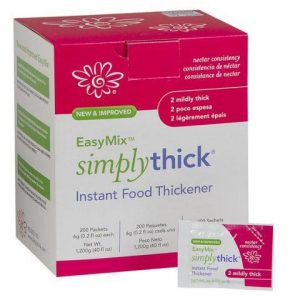SimplyThick Easy Mix Thickener Gel (6g Packet)