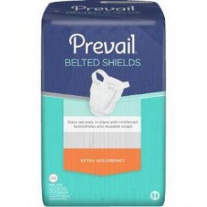 Prevail Belted Undergarments, One Size Fits All - PV-324