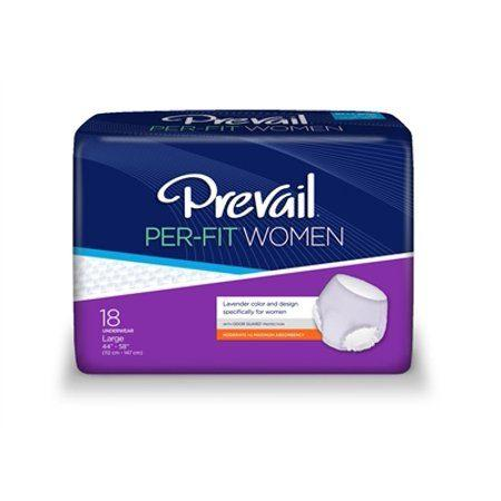 Prevail Per-Fit for Women, Large Pull-Ups - PFW-513