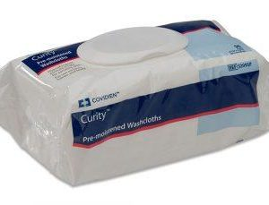 Curity Pre-moistened Washcloths