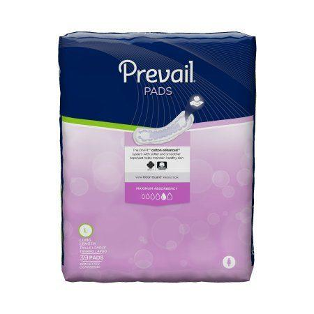 "Prevail 13"" Bladder Control Pads - PV-915/1"