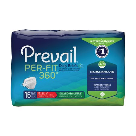 Prevail Per-Fit 360 Briefs, Size 1 - PFNG-012